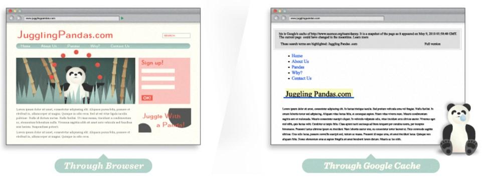 طراحی و توسعه سایت بر اساس موتور جستجو